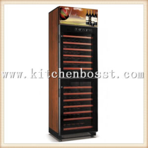 Custom Refrigerated Wine Cabinet (BJQ-298AS BJQ-298AD BJQ-298ASF BJQ-298ADF)