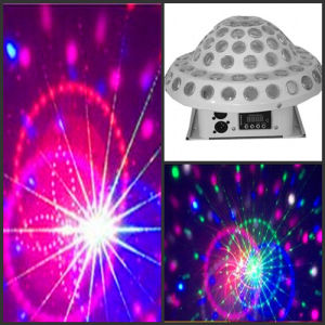 Bar Light Stage Lighting DMX 6PCS*3W LED Mushroom Effect Light pictures & photos