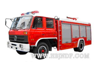 Fire Fighting Truck (EQ145 4500L)