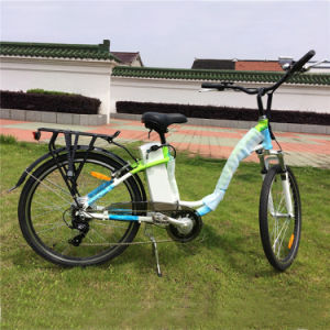 2017 Popular City Electric Ebike From China pictures & photos