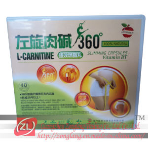 L-Carnitine 360 100% Natural Slimming Capsule pictures & photos