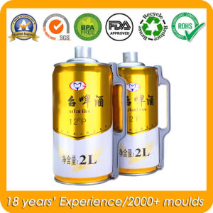 2L Metal Tin Can Beer Keg for Food Packaging pictures & photos