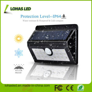 5W LED Wireless Solar Motion Security Light for Outdoor pictures & photos