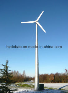 Durable Wind Power Generator Steel Pole