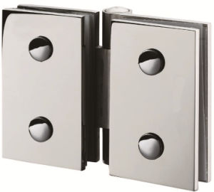 Stainless Steel Bathroom Glass Clamp Shower Hinge Door Hinge pictures & photos