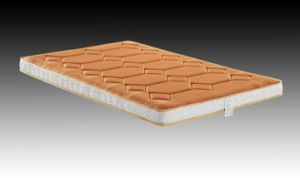 """Authentic Comfort 3""""Orthopedic 5-Zone Foam Mattress Toppers pictures & photos"""