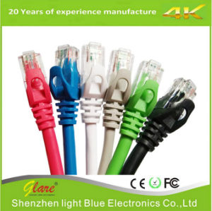 Colorfull Cat7 LAN Network Cable pictures & photos