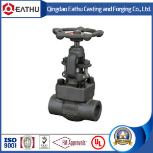 API 602 Forged Steel Butt Weld Gate Valve pictures & photos