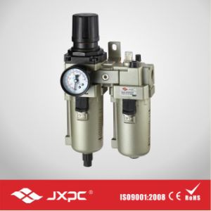 Good Quality SMC Filter Regulator Lubrication Source Treatment Unit pictures & photos