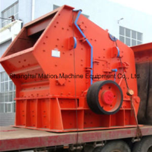 Construction Waste Recycling Mobile Impact Crusher for Sale pictures & photos
