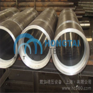 Galvanized Cold Drawing En10305 E235 Seamless Steel Pipe pictures & photos