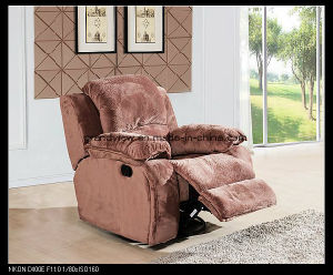 360 Degree Swivel Fabric Recliner Chair Rocker Recliner Chair pictures & photos
