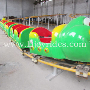 Outdoor Playground Amusement Wacky Worm Roller Coaster (DJKR309000) pictures & photos