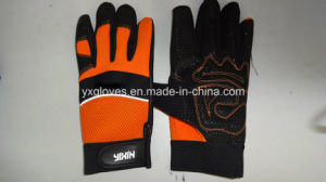 Grips Glove-Hand Glove-Cheap Glove-Industrial Glove-Safety Glove-Mechanic Glove Glove pictures & photos
