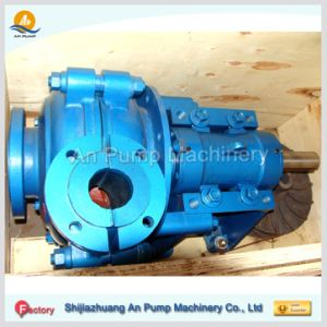 Anit Abrasive Centrifugal Mining Double Casing Slurry Pump pictures & photos