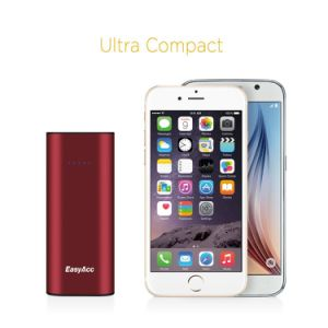 Slim Mini 6400mAh Mobile Power Bank for Travel pictures & photos