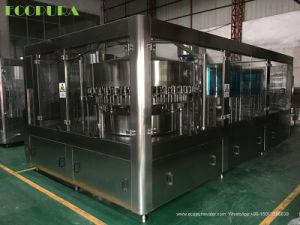 Carbonated Drink Bottling Production Line / 3 in 1 Carbonated Beverage Filling Line pictures & photos