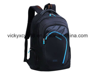 Double Shoulder Leisure Middle School Students Computer Bag Backpack (CY3654) pictures & photos