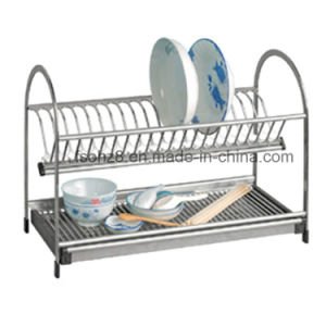 Kithen Accessories Dish Drainer Bowl Carrier for Household (326A) pictures & photos