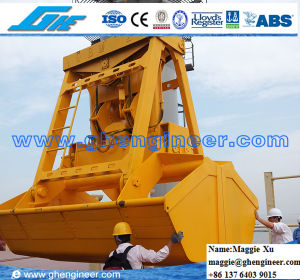 Motor Hydraulic Clamshell Grab (MHD) pictures & photos