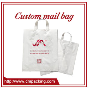 Custom Loop Handle Bag and Hand Shopping Bag with Logo pictures & photos