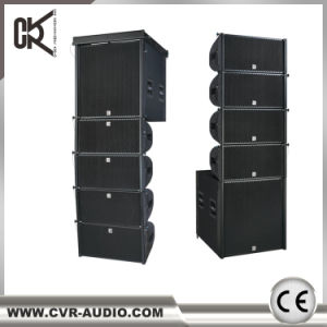Cvr Active Dual 10 Inch Line Array System 800 Watt Array Speaker pictures & photos