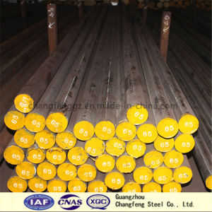SAE52100/GCr15/EN31/SUJ2 Alloy Tool Steel Round Bar pictures & photos