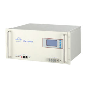 48V 100ah LiFePO4 Storage Battery with LCD Display Screen pictures & photos