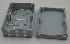 IP68 Aluminum Die Casting Box pictures & photos