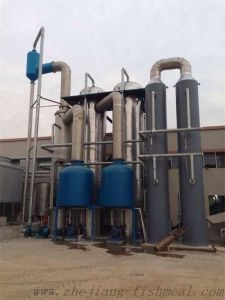 Concentrate System for Fishmeal Plant Line pictures & photos