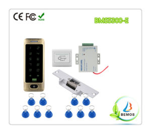 Waterproof Metal Touch 8000 Users Door RFID Access Control Keypad Case Reader No Electric Strike Door Lock pictures & photos
