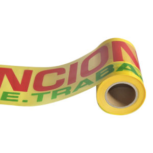Nicelife Safety Barricade Tape Caution Tape pictures & photos