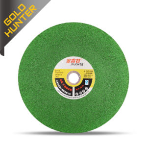 2017 New Yellow Ultrathin Cutting Wheel for Stainless Steel pictures & photos