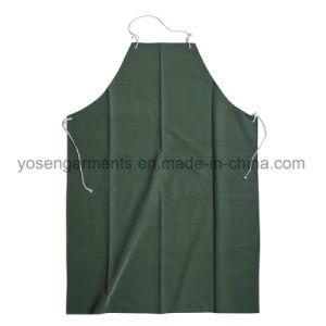 Waterproof PVC/Polyester PVC Rain Apron pictures & photos