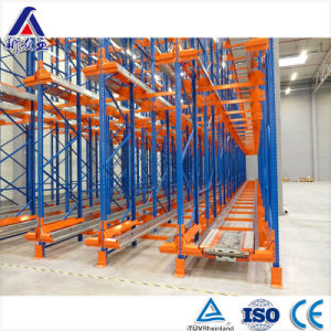 Multi-Level Industrial Shuttle Rack for Pallets pictures & photos