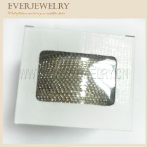 Siam Crystal Rhinestone Chain Trimming for Wedding Dress Fancy Ss6.5 8.5 10 12 pictures & photos