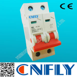 Dz47-FL 40A Miniature Circuit Breaker Popular Isolator Switch