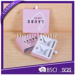 Popular Newly Handmade Bottle Gift Drawer Box Packaging pictures & photos