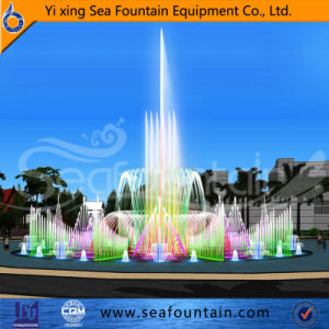 Multimedia Music European Style Fountain with Various Water Type pictures & photos