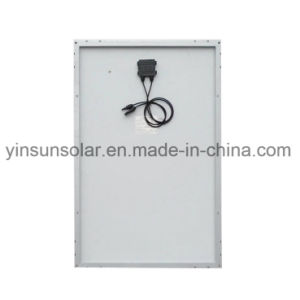 100W Photovoltaic Poly Solar Panel for Solar Power System pictures & photos