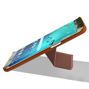 Full Covered Anti Shock Deformable Holder Cell Phone Case for Samsung S7edge