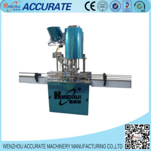 Automatic Rotary Ropp Capping Machine for Glass Bottle (FXZ-1) pictures & photos