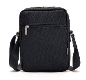 Popular Black Business Nylon Shoulder 15′′ Tablet Bag pictures & photos