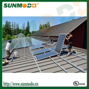 Pitch Metal Roof Galvanized Steel Solar Mounting Brackets pictures & photos