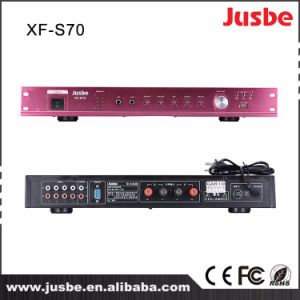Xf-S70 65W*2 Professional Integrated Audio Amplifier Especially for Classroom Teaching pictures & photos