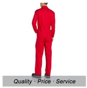 Welding Uniform Coverall with Pocket for Man pictures & photos
