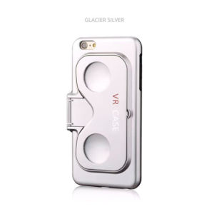 iPhone 6 Plus PC & TPU Cover with Back Holder pictures & photos
