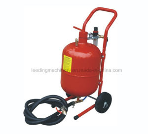 5gallon Sand Blaster Portable Air Sandblaster High Pressue Tank pictures & photos