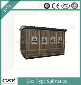 Yb Environmental Protection High Voltage Box Type Substation/Combined Power Transformer Substation pictures & photos