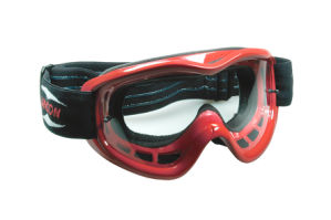 Supper Anti-Fog Anti-Scratch Moto Racing Goggles pictures & photos